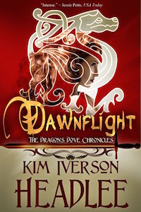 DAWNFLIGHT (THE DRAGON'S DOVE CHRONICLES, BOOK 1)